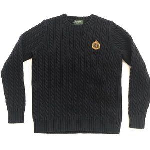 Lauren Ralph Lauren Cable Knit Sweater Petite P/P
